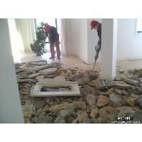 内墙与外墙的拆除