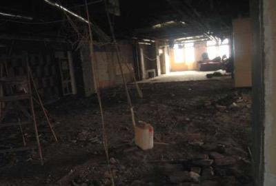 地下室的拆除