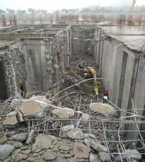 拆除工程用水设计