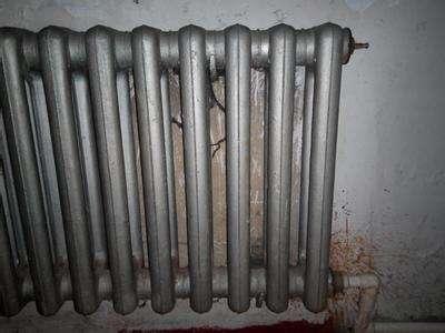 供暖系统的拆除
