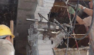 房屋拆除工程应急技术