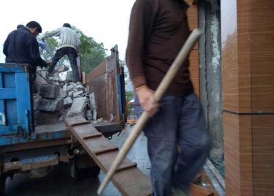 房屋拆除如何做好建渣清运运输计划