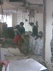 房屋拆除工程文明施工管理