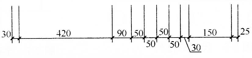 建筑工程图纸尺寸和比例