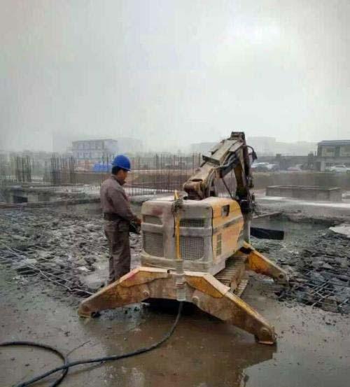 拆除工程事故报告和调查