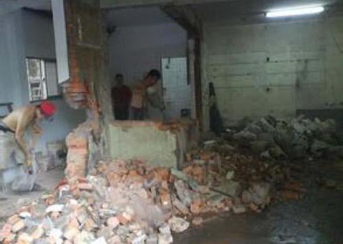 江苏省建筑物非爆破拆除工程专业承包企业资质等级标准
