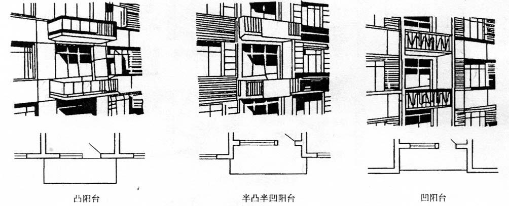 图2-23阳台