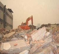 建(构)筑物的拆除
