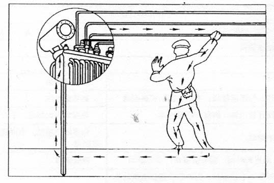 图4-2单相触电