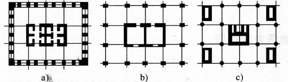 图2-6筒体结构