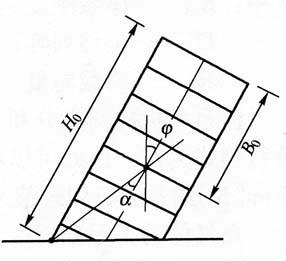 图3-13结构绕固定轴旋转