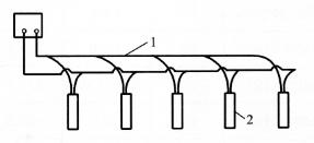 图5-6并联电爆网路