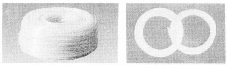 图5-9塑料导爆管的外形图