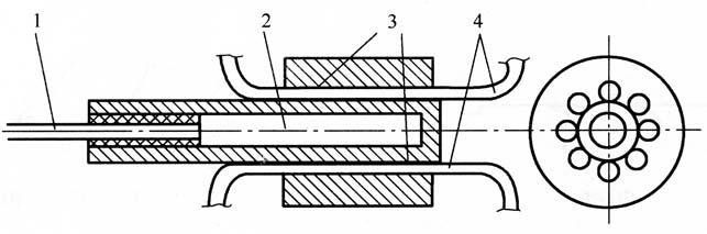 图5-11连接块结构图