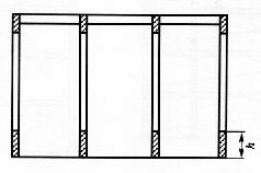 图6-2原地倒塌方案