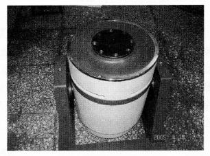 图7-3振动台外貌照片