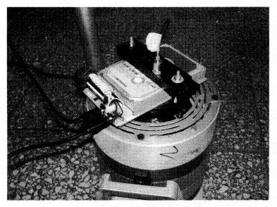 图7-7随机振动试验测试布置