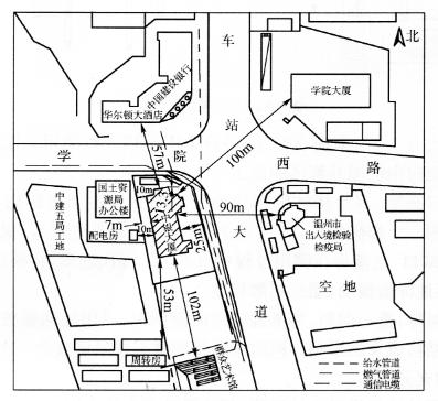 温州中银大厦拆除爆破
