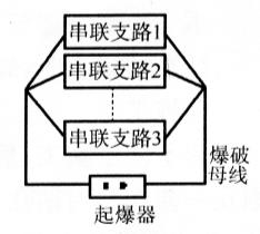 图11-32号起爆器的起爆网路