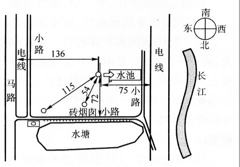 武汉市双向折叠爆破法拆除高100m钢筋混凝土烟囱