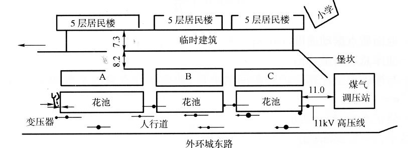 实例贵阳市某预制空心大板居民楼群的微型水压爆破拆除