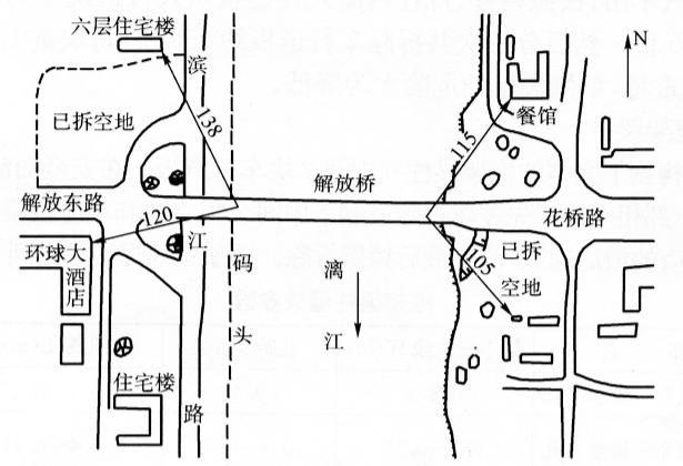 实例桂林市解放桥拆除爆破