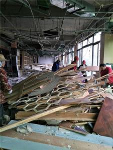 钢结构工程拆除