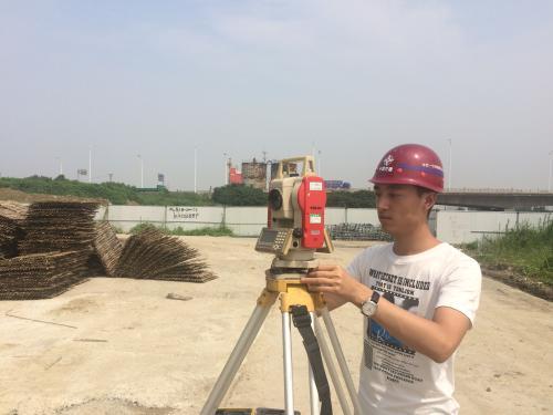 建筑测量工作概述