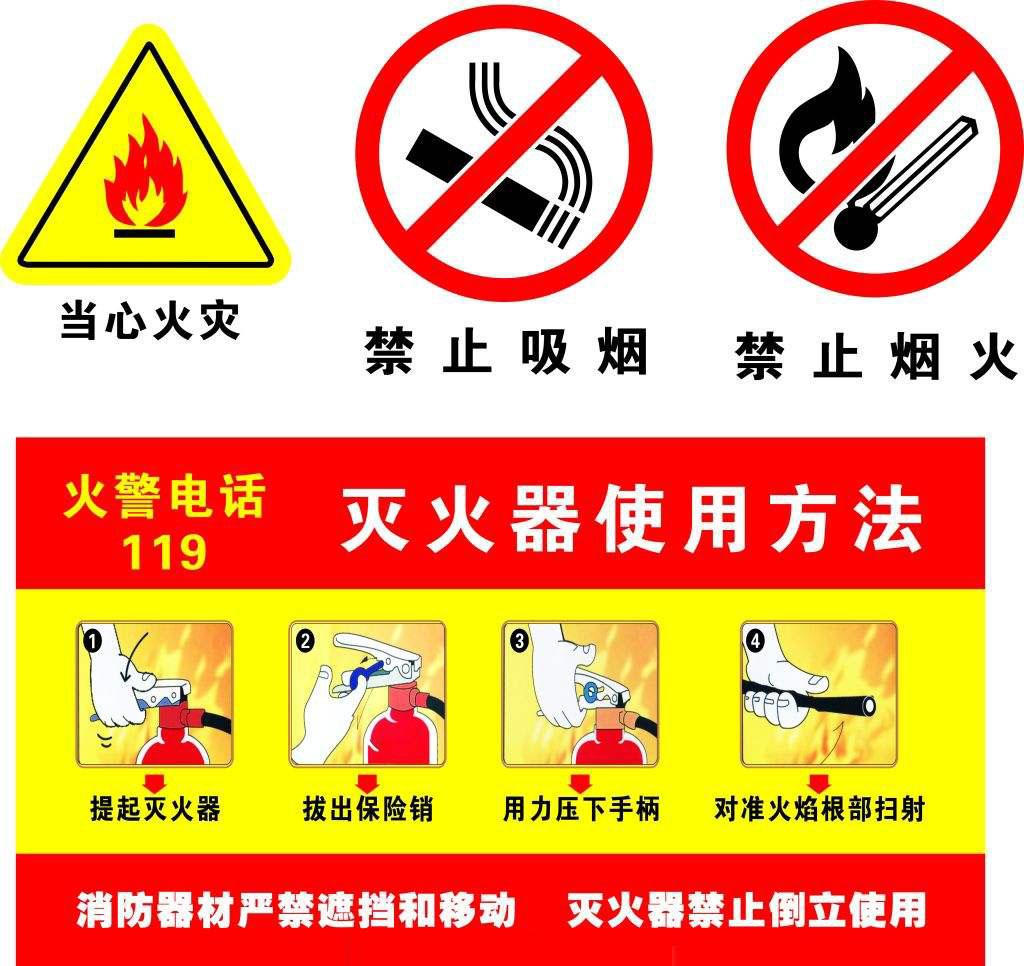 拆除工程消防安全措施