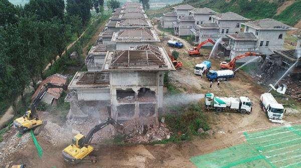 拆除工程环境保护