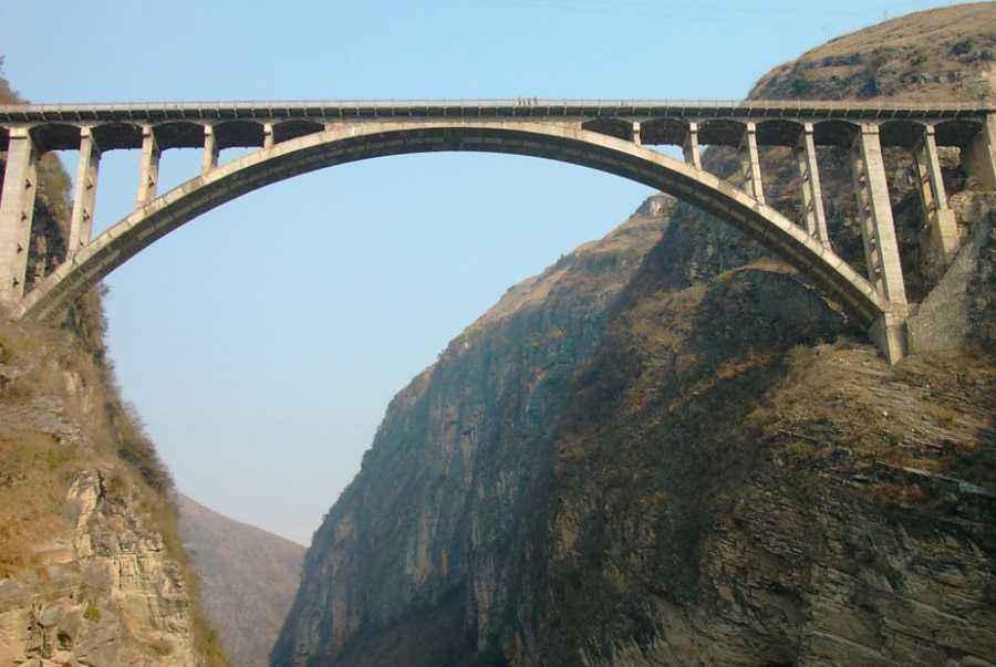 桥梁连拱计算假定