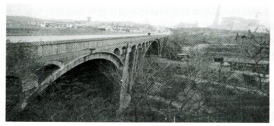 图3-2矿山桥(东)照片