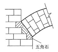 a)砌体拱桥