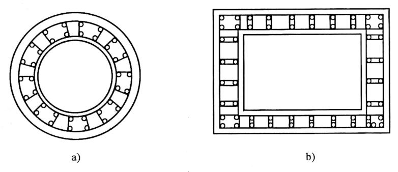 图2-84常用空心截面类型