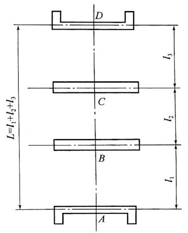图3-15直接丈量法