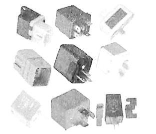 图3-47继电器和主令控制器外形图
