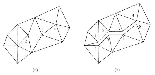 图1-17对陡坎的处理