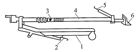 图4-10侧墙支撑器