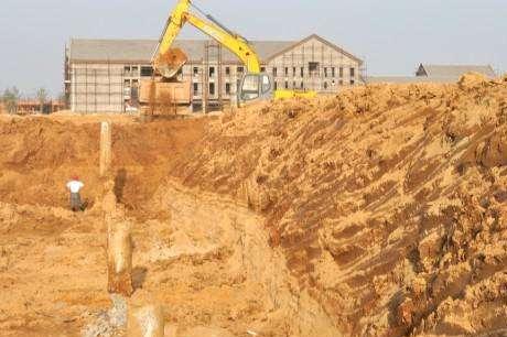 土石方地基处理技术