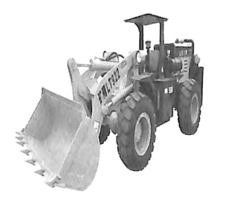 图1.9铲运机