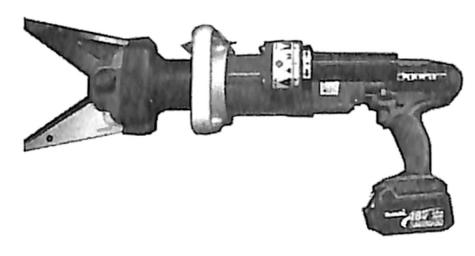 图1.17液压剪