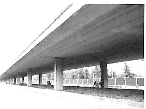 图2-1简支梁桥