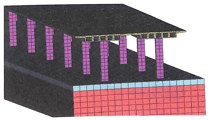 图4-11模型透视图