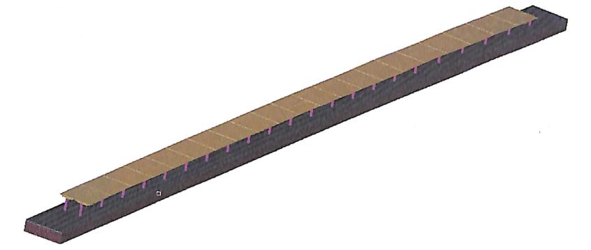 图4-12整体模型