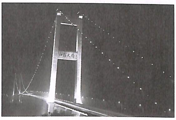 图1-19江阴长江大桥