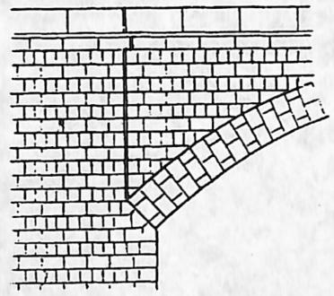 图1-1-70实腹式拱桥伸缩缝型式