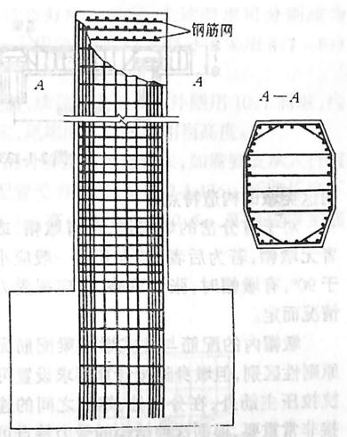 image.png图2-1-131独柱桥墩钢筋构造