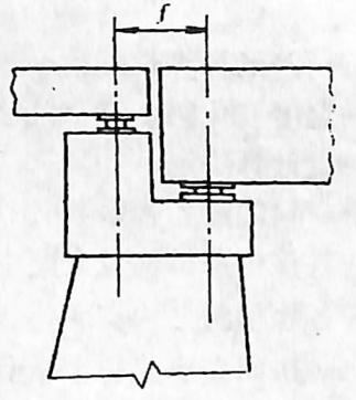 图2-1-165不等高梁桥墩帽尺寸