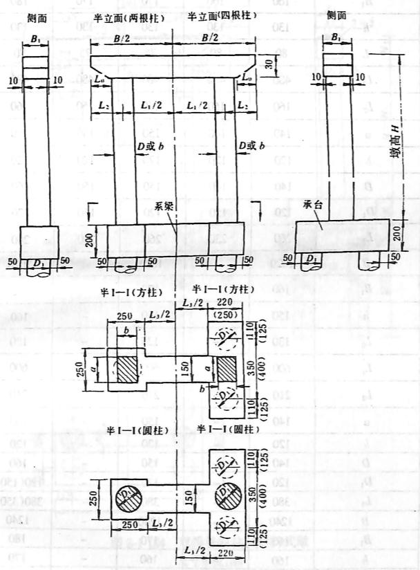 image.png图2-1-183钢筋混凝土桩柱式桥墩
