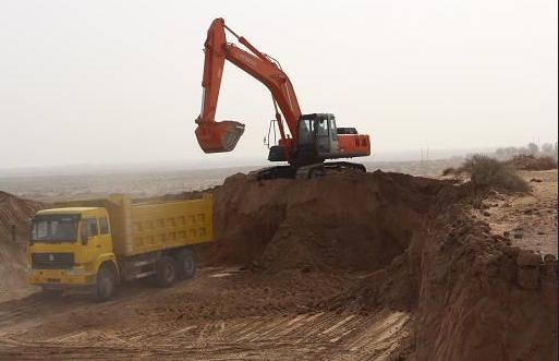 土石方工程开挖